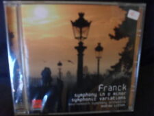 Cesar Franck - Symphony / Symphonic Variations  -Andrew Litton / Bournemouth SO