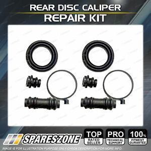 2 x Rear Disc Brake Caliper Repair Seal Kit for Nissan Patrol GQ Y60 ST RX I6