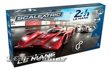 Scalextric Le Mans Sports Cars slot car race set C1368T