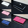 Luxury Diamond Leather Wallet Case Cover For Samsung Galaxy Grand Neo Plus i9060