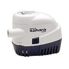 New Attwood Sahara Automatic Bilge Pump - 750 GPH - 12V 4507-7