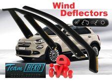 Deflectores de aire antiturbo para Fiat Dobl/ò 5 puertas 2010