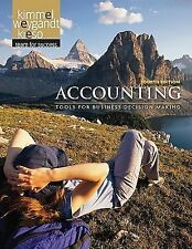 Accounting : Tools for Business Decision Making by Donald E. Kieso, Paul D....