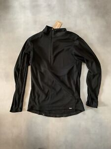 Patagonia Capilene MW Mens Bike Jersey Long Sleeve Black $79