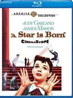 A Star is Born (Blu-ray) • NEW • Judy Garland, James Mason