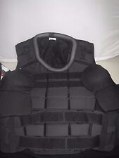 Galls Body Armor Police Upper Body Protection #ZUBP-GH Black Size XL Regular