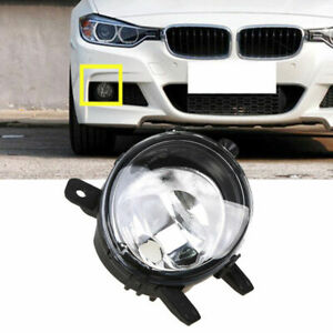 Right Passenger Side Fog Light Housing Lens for BMW 3 Series F30 F31 F35 12-16