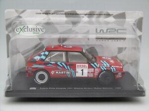 Lancia Delta Integrale 16V – Rallye Sanremo (1989) - WRC Collection 1:24