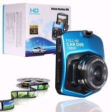 1080P Full HD Car DVR Camera Video Record Dash Cam Motion  Night Vision G-sensor
