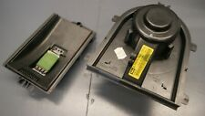 VW BORA GOLF MK4 1.9 TDI HEATER BLOWER FAN & RESISTOR 1J2819021B