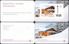 Portocard Marke Individuell Deutsche Telekom 55 Cent Winter Weihnachten **