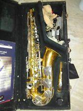 Lablanc Saxaphone instrument and case