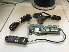 Tarjeta Controladora RAID HP, batería y cables (512MB SDRAM) Smart Array P400