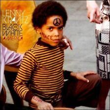 Black And White America Lenny Kravitz Audio CD