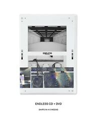 Frank Ocean ENDLESS Limited Edition DVD + CD (SOLD OUT)