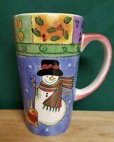 The Sweet Shoppe Christmas Sango by Sue Zipkin Latte 20 ounce Coffee Mug