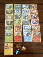 2021 McDonald's Pokemon 25th Anniversary Card Complete Set! (Non Holo)