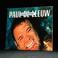 Paul De Leeuw - ParaCDmol - music cd album X 2