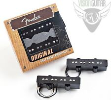 NEW! Fender Jazz Bass Pickup Set (099-2123-000) Original J-Bass Tone!