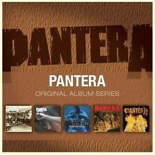 Pantera - Original Album Series - Pantera CD B0VG