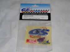 GS Racing S01210PR Alu Collets with M3 Screws Purple