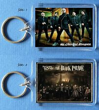 MY CHEMICAL ROMANCE #085  - Keyring/ Bag-Tag can be Personalised