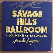 Youth Lagoon -  Savage Hills Ballroom Signed CD Autographed