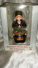MR CHRISTMAS NUTCRACKER ANIMATED MUSIC.BOX SUGAR PLUM FAIRY