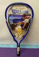 Wilson Slammer Power-strings 3 6/8 Racquetball Racket