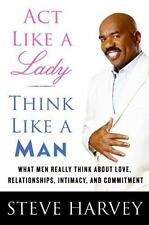Act Like a Lady, Think Like a Man: What Men Really Think About Love, R-ExLibrary