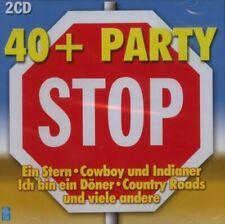 40+ Party Christian König, Joe Braun, Jenz und Jenz, Marc Conrad, Party.. [2 CD]