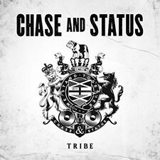 Chase and Status ~ Tribe ~ NEW CD ALBUM  (PA)   ( Sent Same Day )