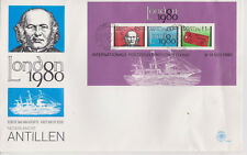 FDC First Day Cover Nederlandse Antillen FDC E132A _ 1M, code -, blanco
