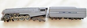 Rivarossi 1588 Hudson New York Central HO Scale Streamlined Locomotive Tested