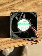 Alpine dc brushless fan df0602512b1mn 12VDC 0.20 A 2.4W 60 mmx60mmx15mm