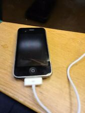 Apple iPhone 3GS - 16GB - black (unknown if networked or not) A1303 parts only
