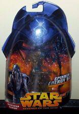 Star Wars Mustafar Sentry #56 La Venganza de Sith Rara Figura De Acción Nueva