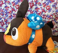RARE Limited Pokemon TEPIG Plush 22cm 8.6inch Pokemon Center japan osaka 2010