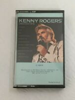 Kenny Rogers Greatest Hits Cassette Tape 4LOO 1072 C150019