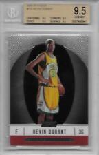 2006-07 Kevin Durant Finest RC- BGS 9.5 Gem Mint w/quad 9.5 subs... #55/539