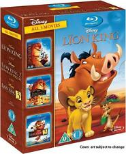 The Lion King Trilogy (Blu-ray)  BRAND NEW!!  DISNEY!!