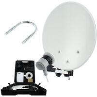 Sky Freesat Satellite Kit Set With 35cm Dish And LNB - Caravan Camping Travel