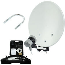 Sky FREESAT satélite Kit Set Con 35cm Plato Y Lnb-Caravana De Camping Viajes