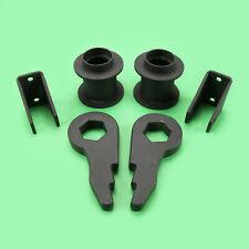 """2003-2010 Hummer H2 2WD 4WD 8-Lug Full Lift Kit Front Torsion Key 1-3"""" Rear 2.5"""""""
