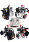 BAJA 36CC Double Ring Four Point Fixed Engine for 1/5 HPI ROVAN KM BAJA FG GoPed
