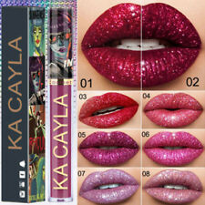 NEW Diamond Symphony Shiny Matte Metal Lip Gloss Lipstick New Explosion