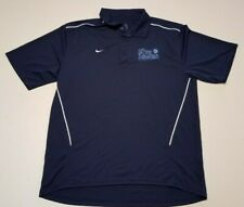 HARRISBURG CITY ISLANDERS Nike Polo Shirt Large soccer USL heat mls golf t