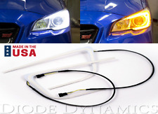 C-Light White Amber Switchback LED Boards 2015-19 Subaru WRX STI Diode Dynamics