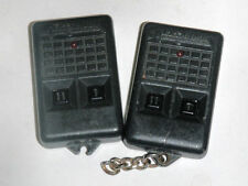 LOT of 2 TWO : Aftermarket starter keyless remote control entry fob H5LAL789D