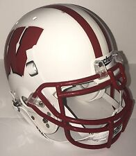 Ncaa Wisconsin Badgers Schutt Authentic Full size Football Helmet
